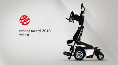 EvO Altus 奪2018年度紅點設計大獎
