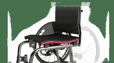 人體工學S曲面座墊,輪椅久坐也不喊累
