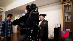 【EVO Altus】站立式電動輪椅,姿勢更多變,期待更多可能